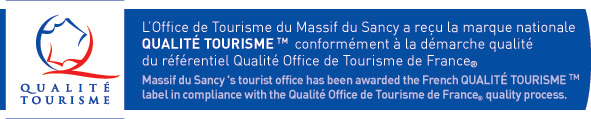 QUalité tourisme - Engagement Office de Tourisme du Sancy