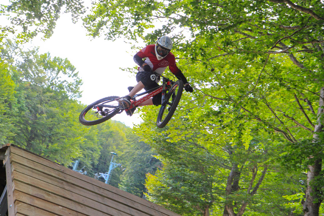 Le Bike Park de Super Besse