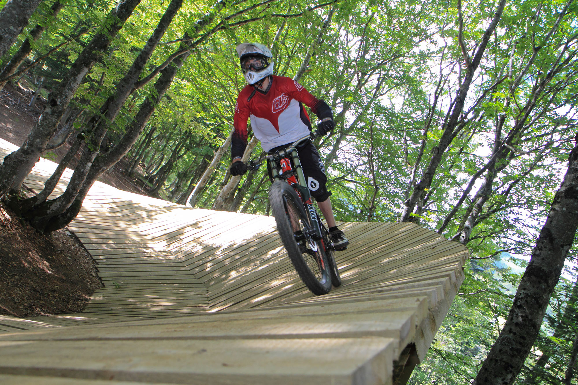 Bike Park VTT à Super Besse