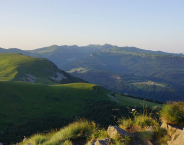 Panorama sur le Massif du Sancy