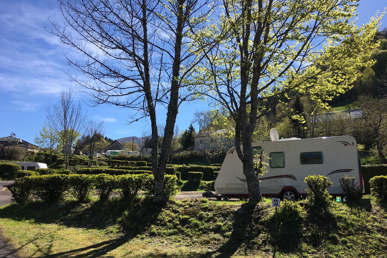 Camping Camping Municipal L Esquiladou Camping 3 Stars Mont Dore